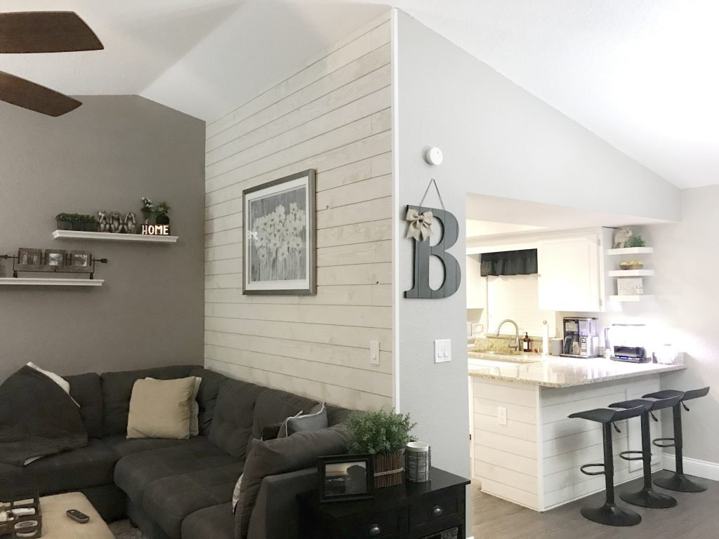 Cottage White Shiplap