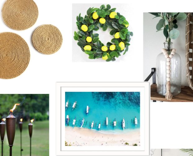 Summer Home Decor